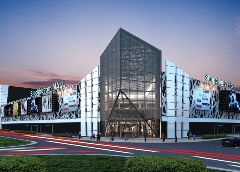 ТРЦ «BlockBuster Mall»
