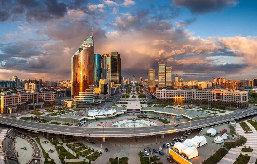 Завершен проект по реконцепции и архитектурному аудиту Астана Молл в Казахстане