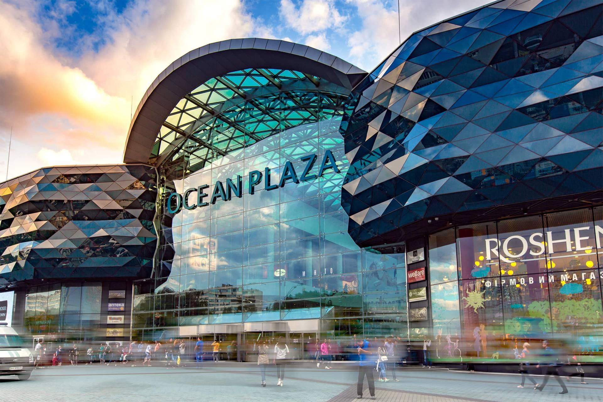 """Ocean Plaza"" TM"