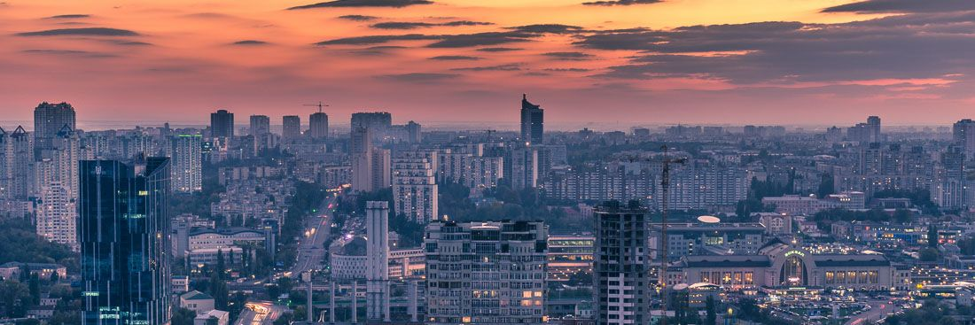 Urban Experts & Leslie Jones Architecture has become a leader in the Ukrainian real estate market