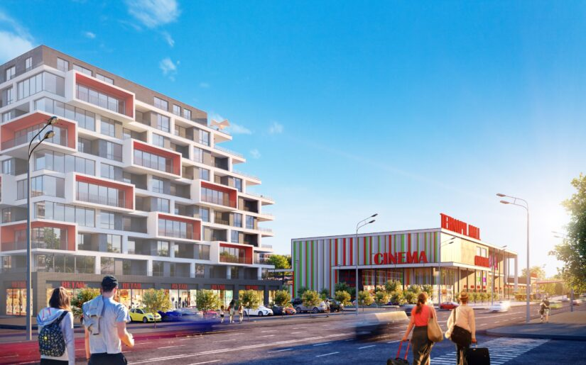 Urban Experts разработали концепцию ТЦ в Тернополе