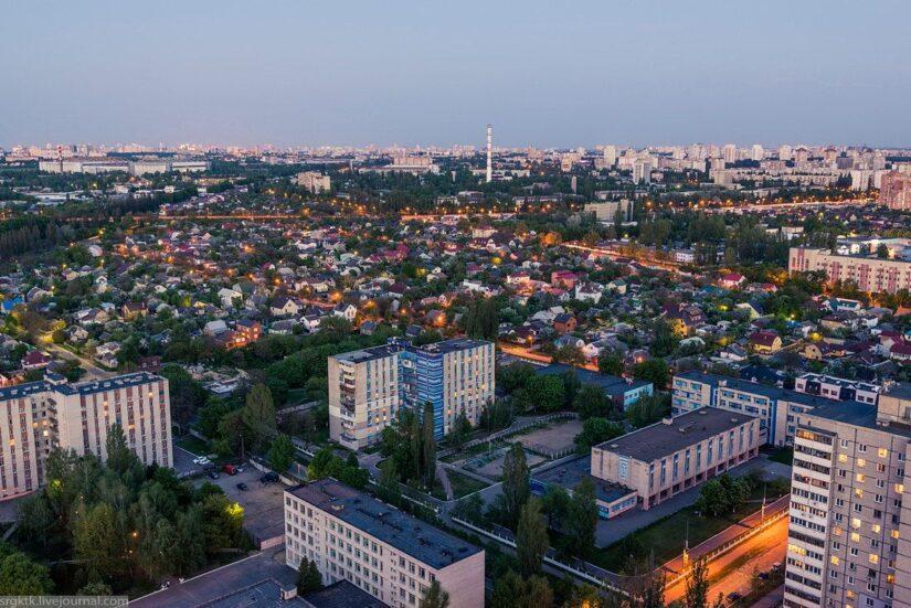 Завершена работа над реконцепцией ТЦ в Святошинском районе
