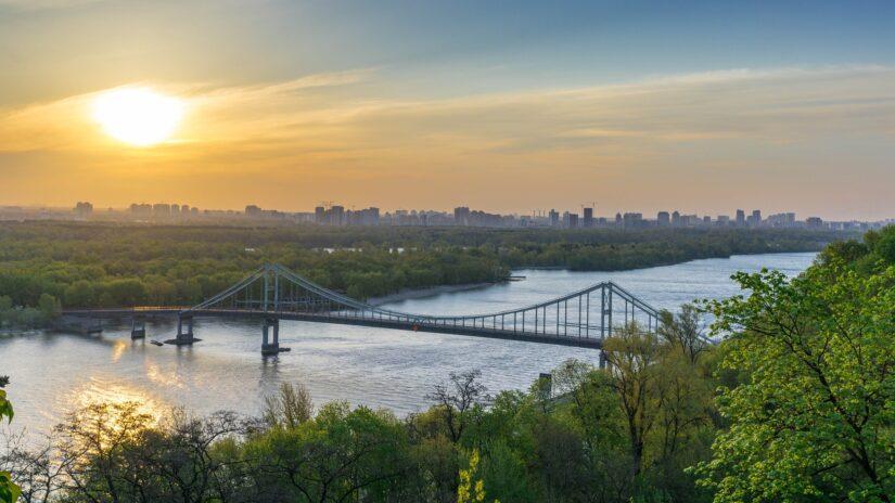 Создали архитектурную концепцию транспортно-ориентированного объекта Киева