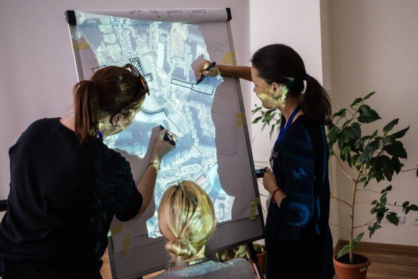 Ведущий архитектор Urban Experts Александра Казимирская приняла участие в международной конференции Насилие в архитектуре и городском пространстве