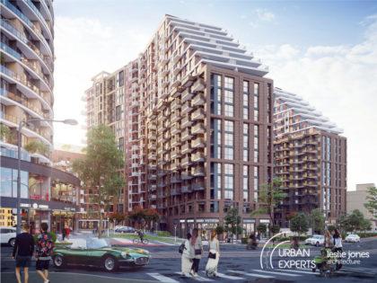 Архитектурное решение для ЖК как фактор успеха на рынке жилья