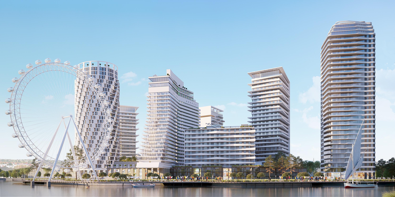 Компания Urban Experts разработала проект реконцепции гостиницы Парус в Днепре