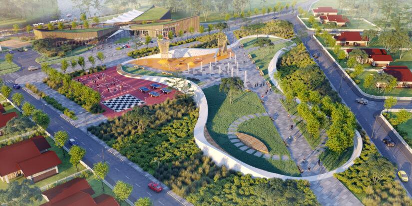 Housing Development, Kazakhstan