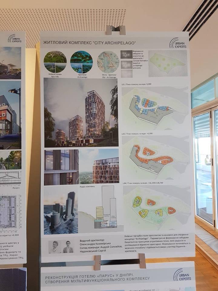 Представители Urban Experts приняли участие во Всеукраинском конкурсе архитектуры и урбанистики Ukrainian Urban Awards