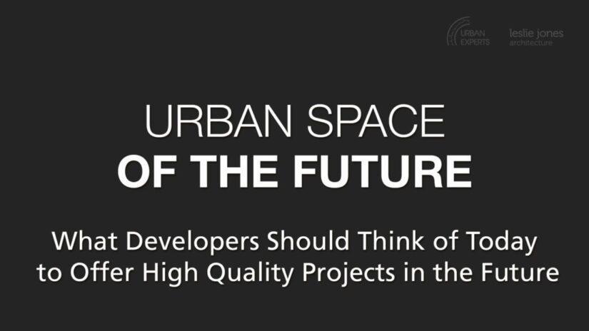 «Обязательный атрибут архитектуры будущего – связь с потребителем». Основатель Urban Experts Виталий Бойко выступил на конференции Architecture of the Future