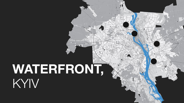 Waterfront Kyiv
