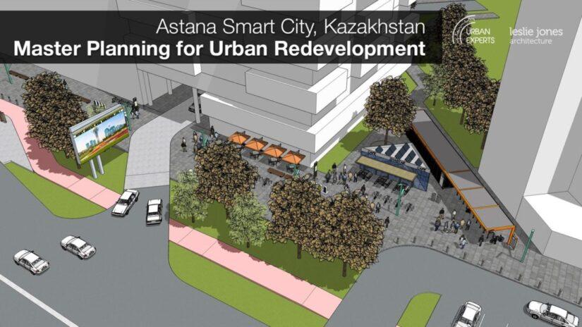О редевелопменте старых районов и работе в Казахстане
