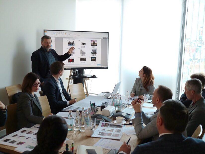 Определены три проекта-финалиста конкурса на создание инфоцентра для Мемориального центра Холокоста «Бабий Яр»