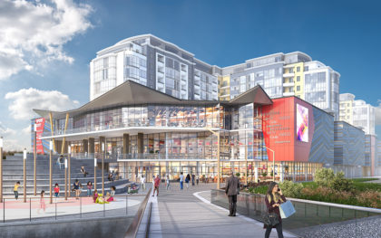 SportCitymixed-use project