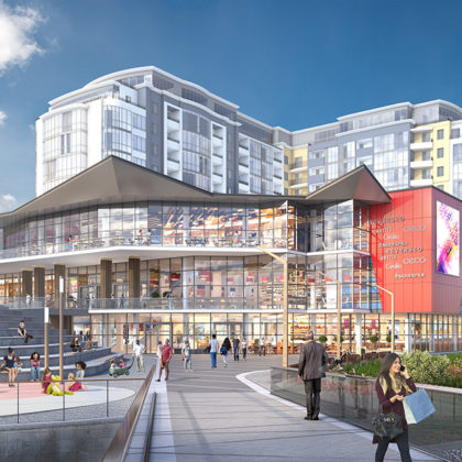 SportCity mixed-use project