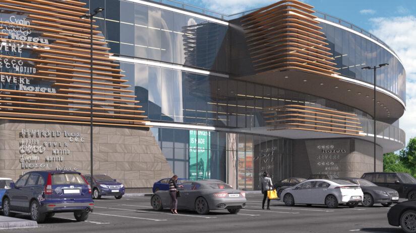 Urban Experts и NAI Ukraine создали концепцию торгового центра на Троещине