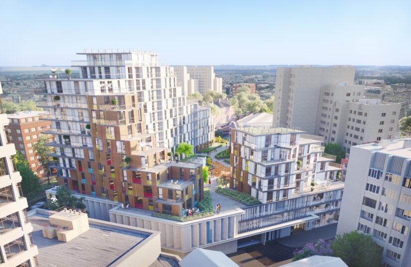 Пандемия заставляет застройщиков менять форматы своих объектов — рассказал Виталий Бойко в ходе Всеукраинского форума «Городская и загородная недвижимость-2021»